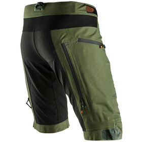 Leatt DBX 5.0 All Mountain Pantaloncini Uomo, forest